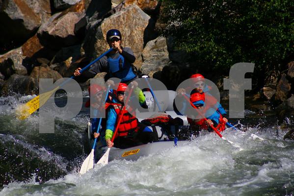 Geo Rafting with Craig 7-18-08am